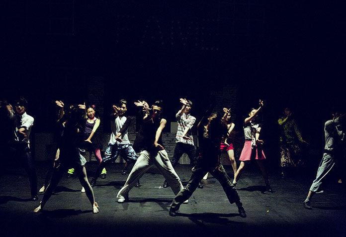 Kurs tańca dla początkujących